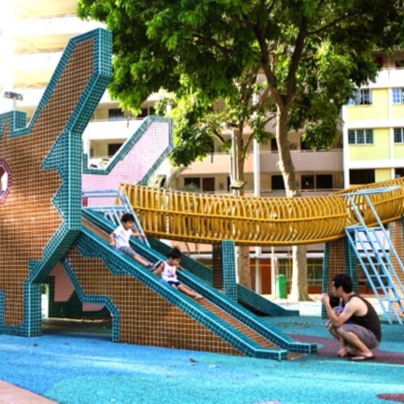 Ang Mo Kio Dragon Playground