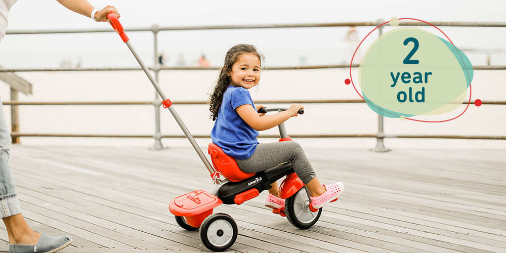 trike for 2 year old