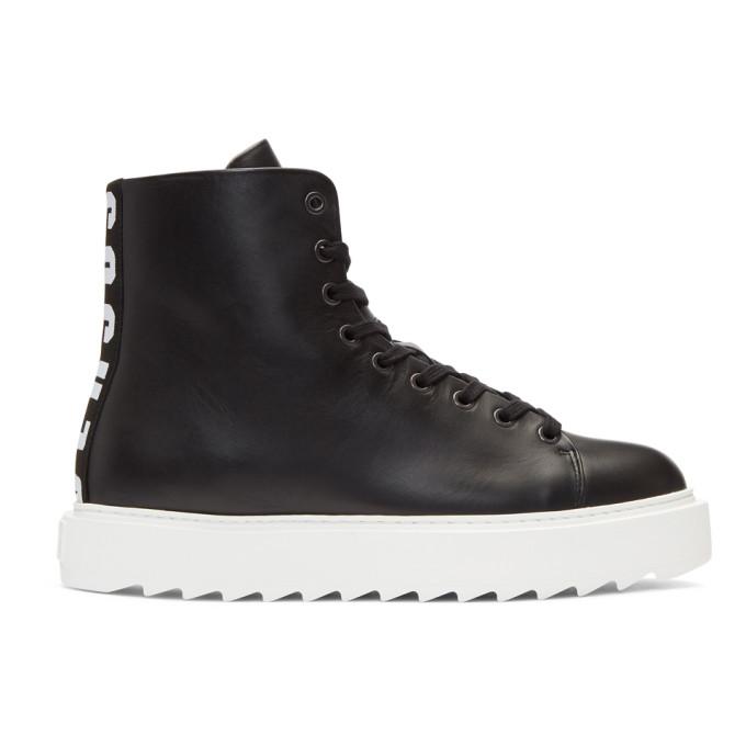 Versus Platform High-Top Sneakers RumEn2Nm