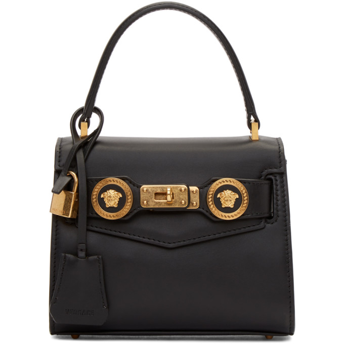 Bag Modesens White Medusa Versace Lock Shoulder BPWZWa0A