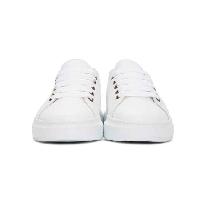 Manebí White Bold Sneakers qoiM4rTjq