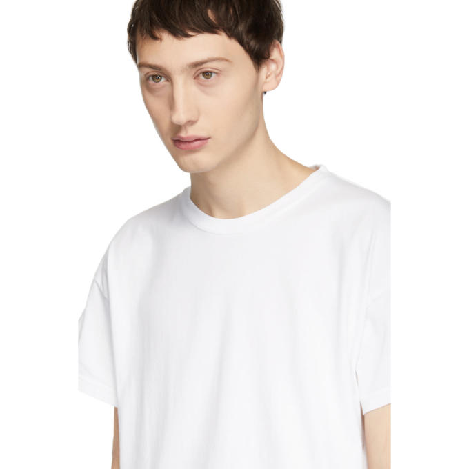 180 Marcel shirt T Jeanerica Blanc oeCrdBx