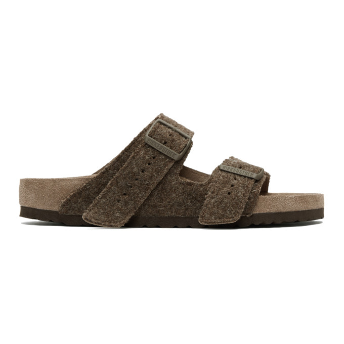Rick Owens zrttY6tY8E Edition Wool Arizona Sandals Gf2a1Sn