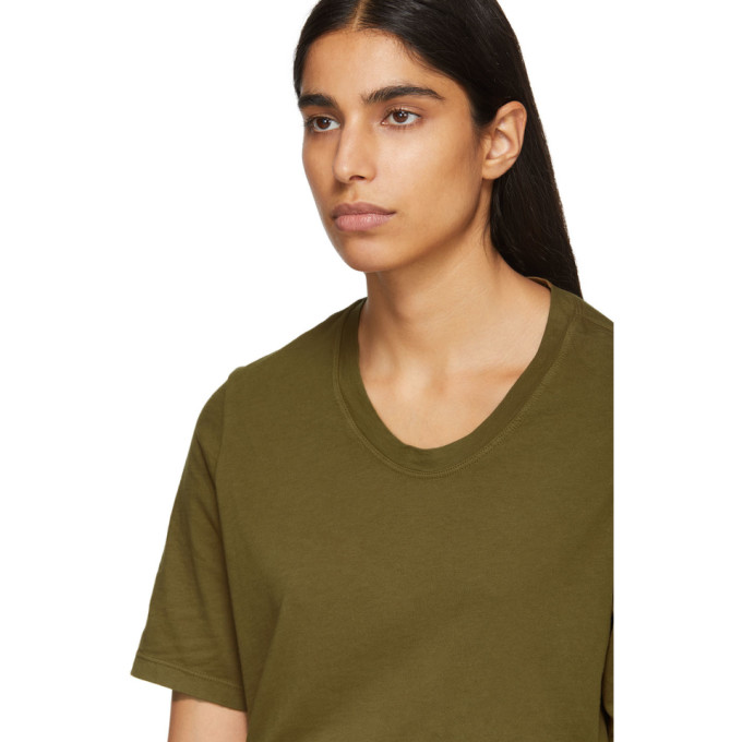 Sueded Raquel Jersey En Allegra shirt T Vert Baby kZXPiu