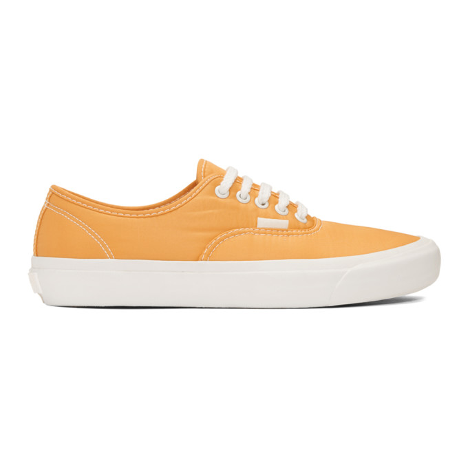 Orange Our Legacy Edition Authentic Pro Lx Sneakers by Vans