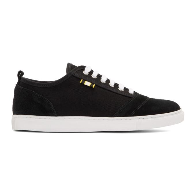 Aprix White & Black APR-001 Sneakers