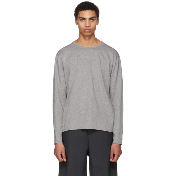 Grey Niagara T Shirt by Acne Studios