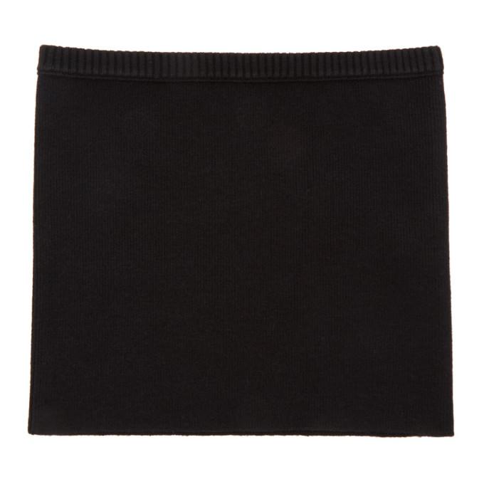A.p.c. Scarves BLACK NECK BAND