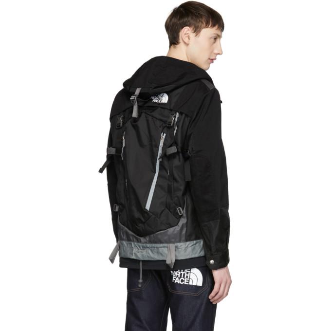 JUNYA WATANABE X The North Face Backpack Technical Jacket, Black