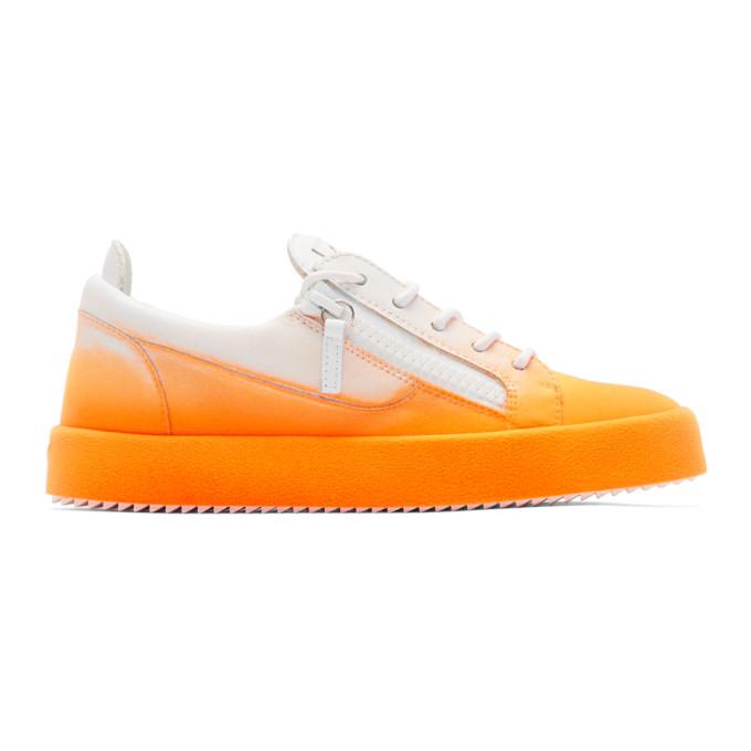 Giuseppe Zanotti& Flashy May London Sneakers