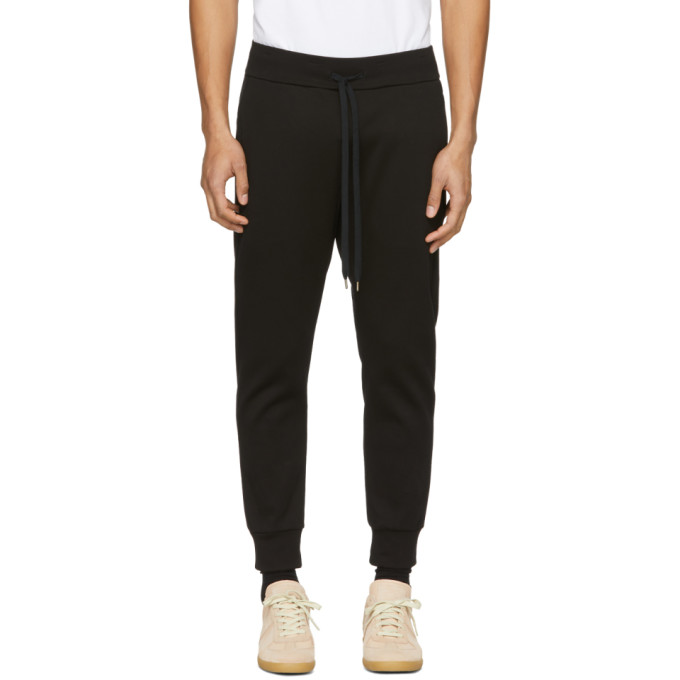 ATTACHMENT cropped drawstring track pants