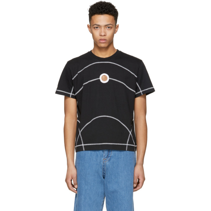 CRAIG GREEN Opening Ceremony Crew Neck T-Shirt in Black