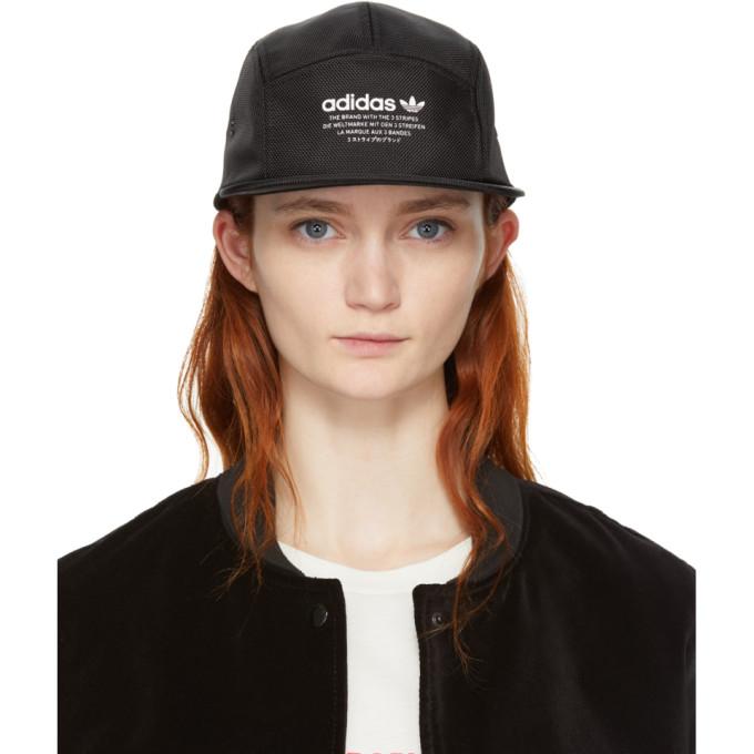 quality design 98d1f 2eb63 ADIDAS ORIGINALS. Adidas Originals Black Nmd Running Cap in BlackWhite