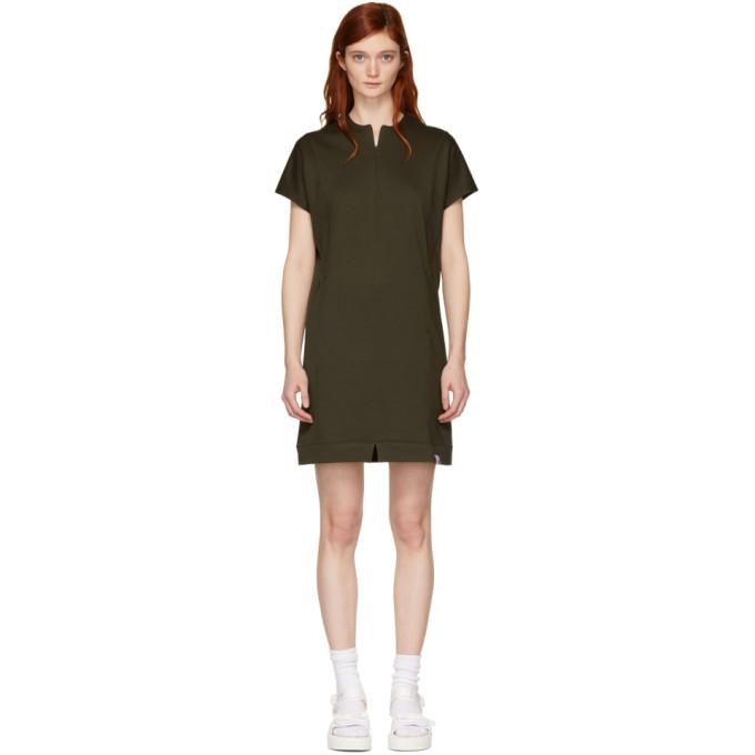 Green Yamayo Dress