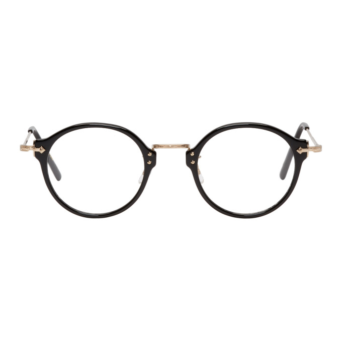 EYEVAN 7285 BLACK MODEL E507 GLASSES