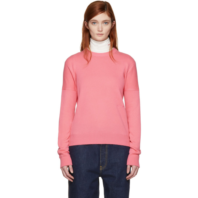 Cashmere Sweater in Pink