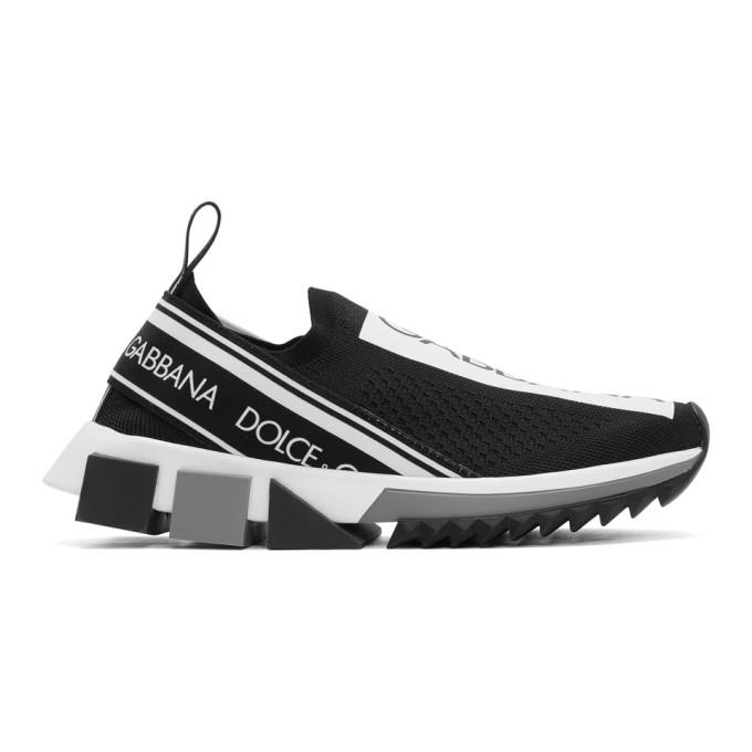 Dolce & GabbanaDolce & Gabbana Sorrento Slip-On Sneakers