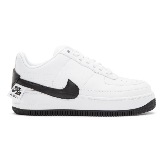 Air Force 1 Jester Xx Leather Trainers, 102 White/B