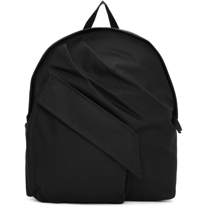Black Eastpak Edition Backpack from SSENSE