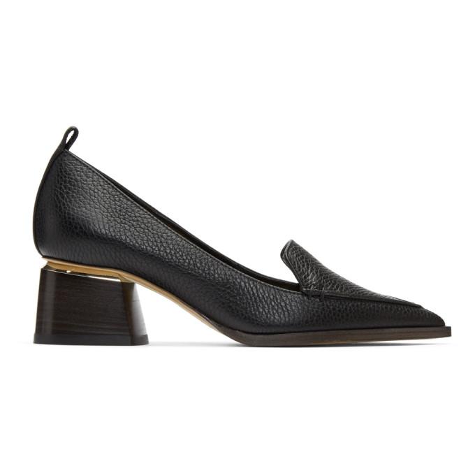 NICHOLAS KIRKWOOD Black Beya Block Heels