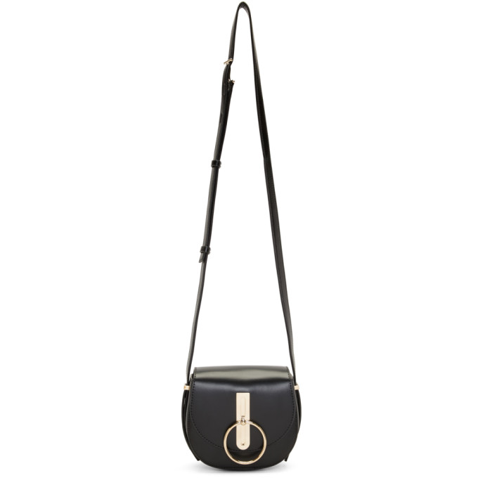 Black Small Compass Bag from SSENSE