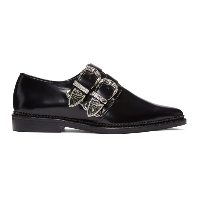 Toga TOGA PULLA BLACK BUCKLES OXFORDS