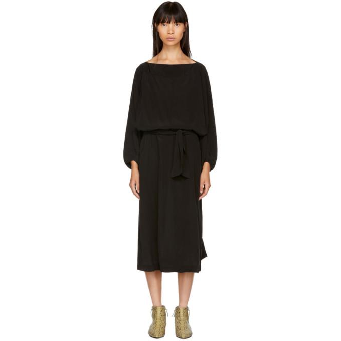 ISABEL MARANT ETOILE BLACK LISA DRESS