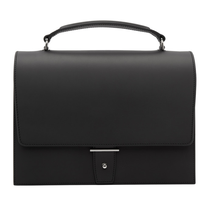PB 0110 Pb 0110 Black Top Handle Bag