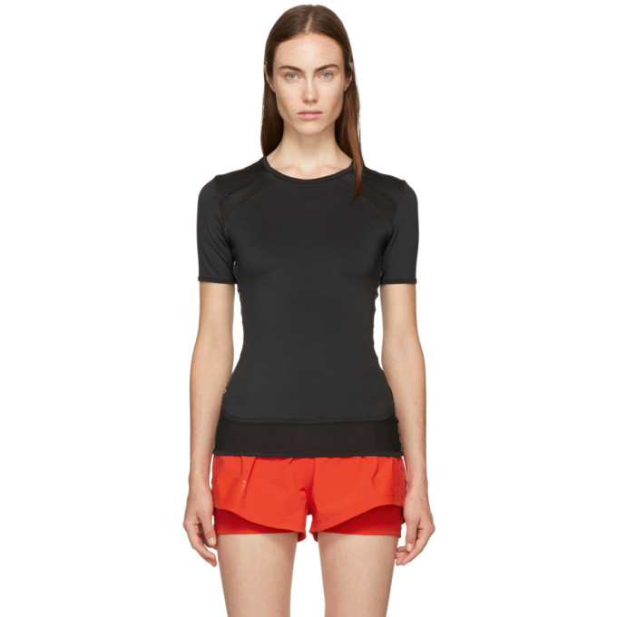 Adidas By Stella Mccartney Performance Essentials T-Shirt in Black