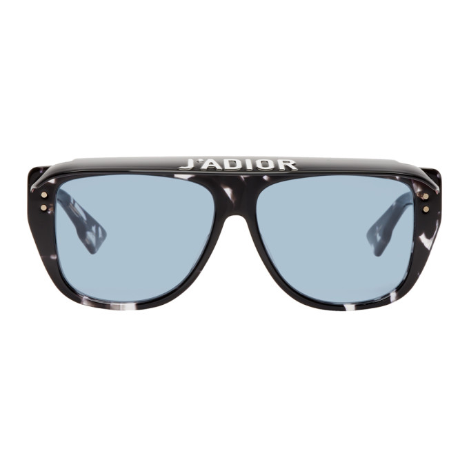 73933b159b black- -blue-dior-club-2-sunglasses by dior