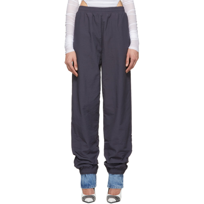 Navy Denim Cuff Lounge Pants by Y/Project