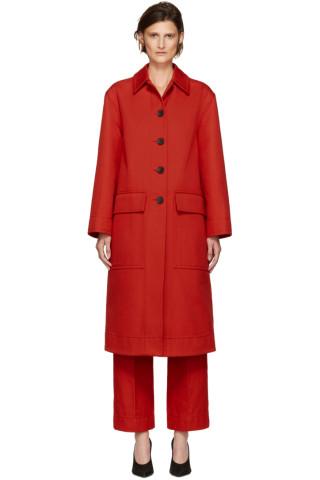 Kwaidan Editions - Red Lockwood Coat