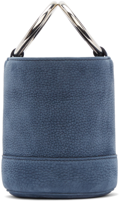 Simon Miller Blue Bonsai Bucket Bag