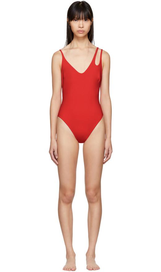 Araks - Red Jaime Swimsuit