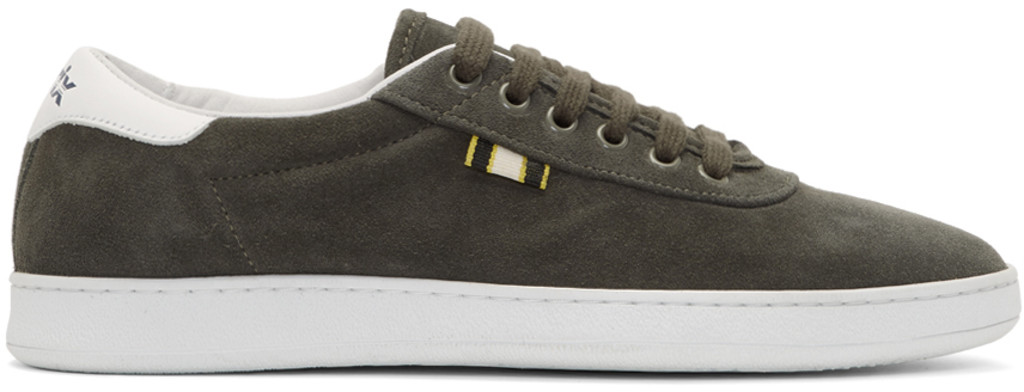 Clergerie Grey APR-002 Sneakers 1smw24G