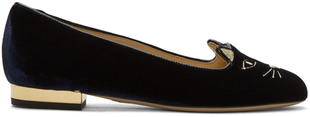 Clearance Enjoy Footaction For Sale Charlotte Olympia Noctornal flats SMpt7