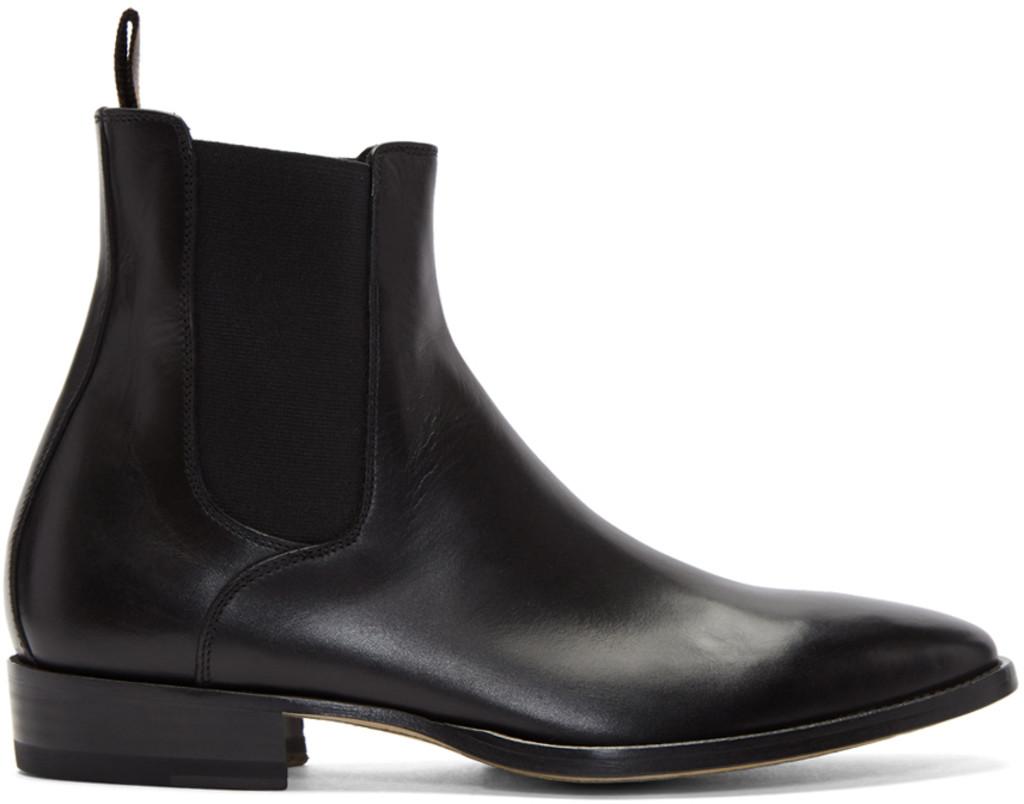 Designer boots for Men | SSENSE