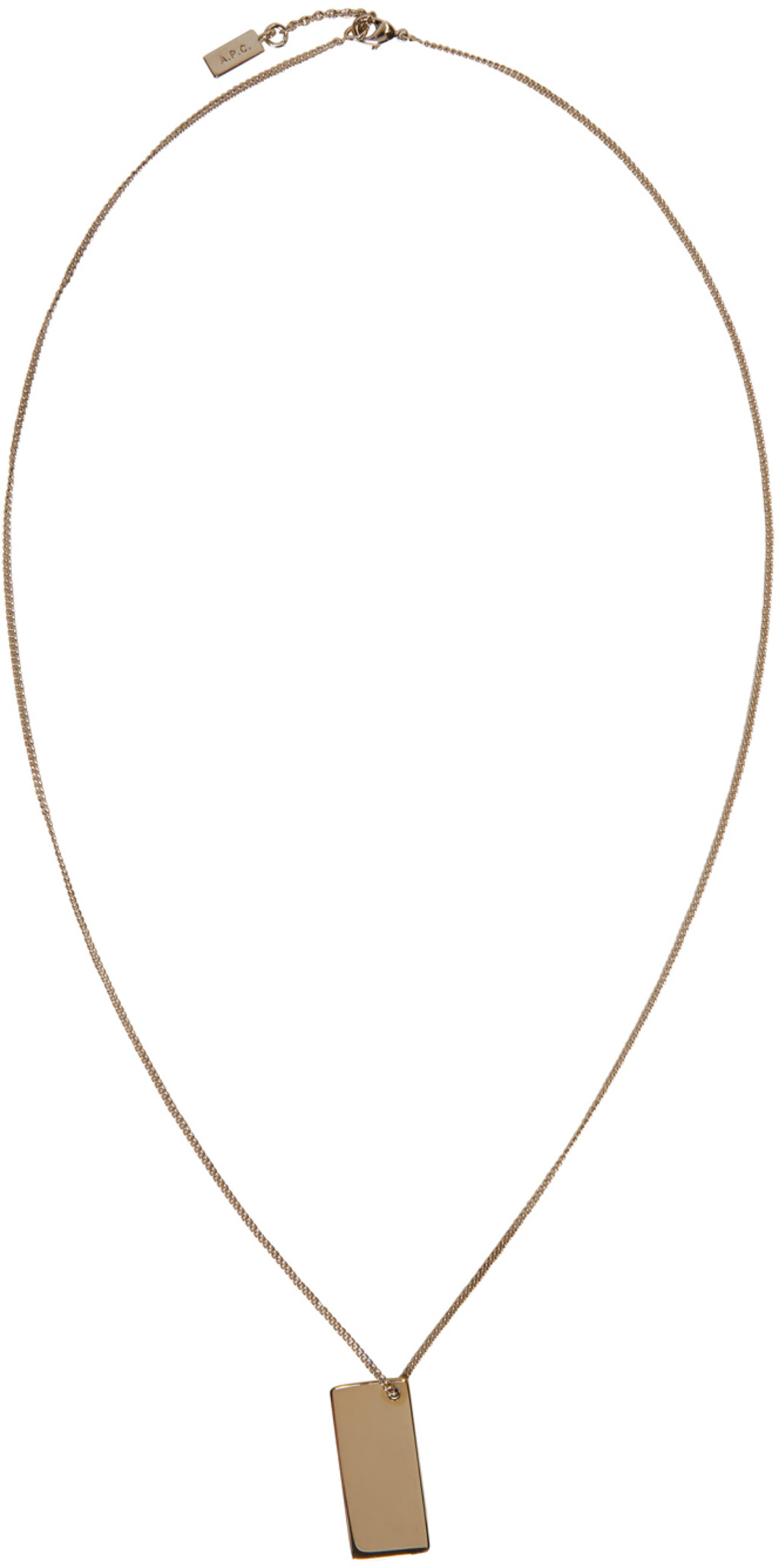 p apc gold zagora necklace c a women