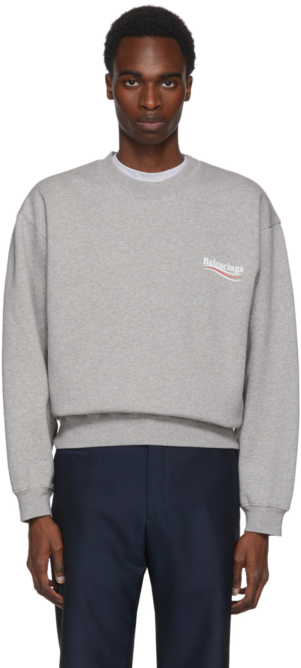 balenciaga sweater 2018