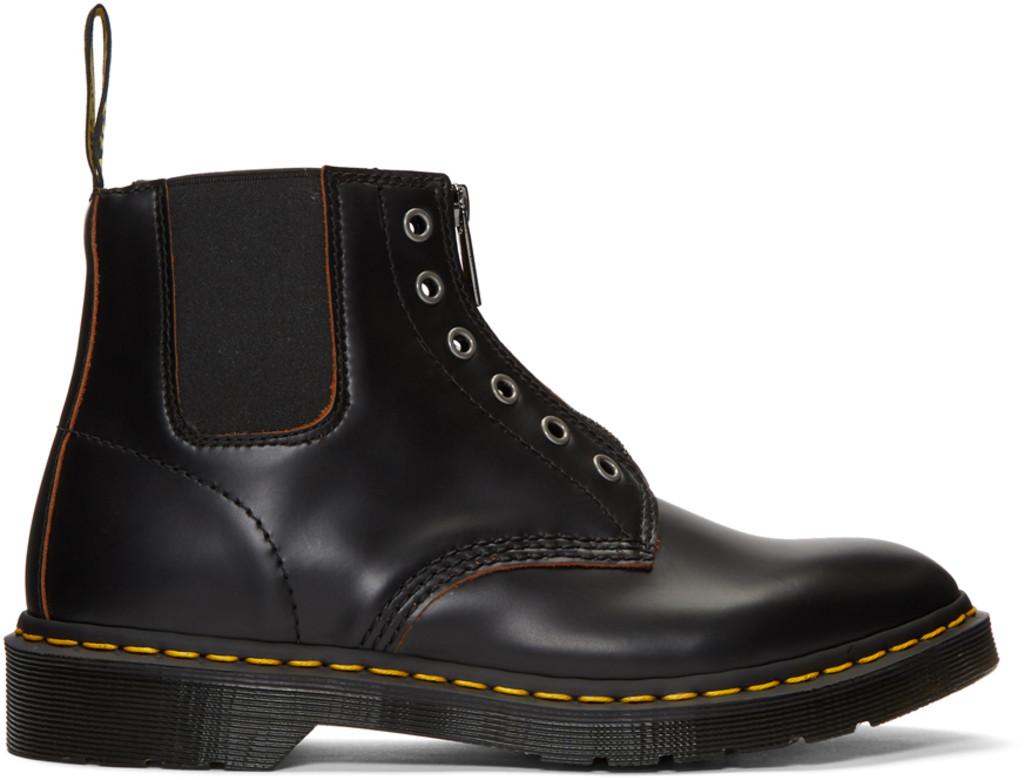 Givenchy Brown Zermatt Zip Boots
