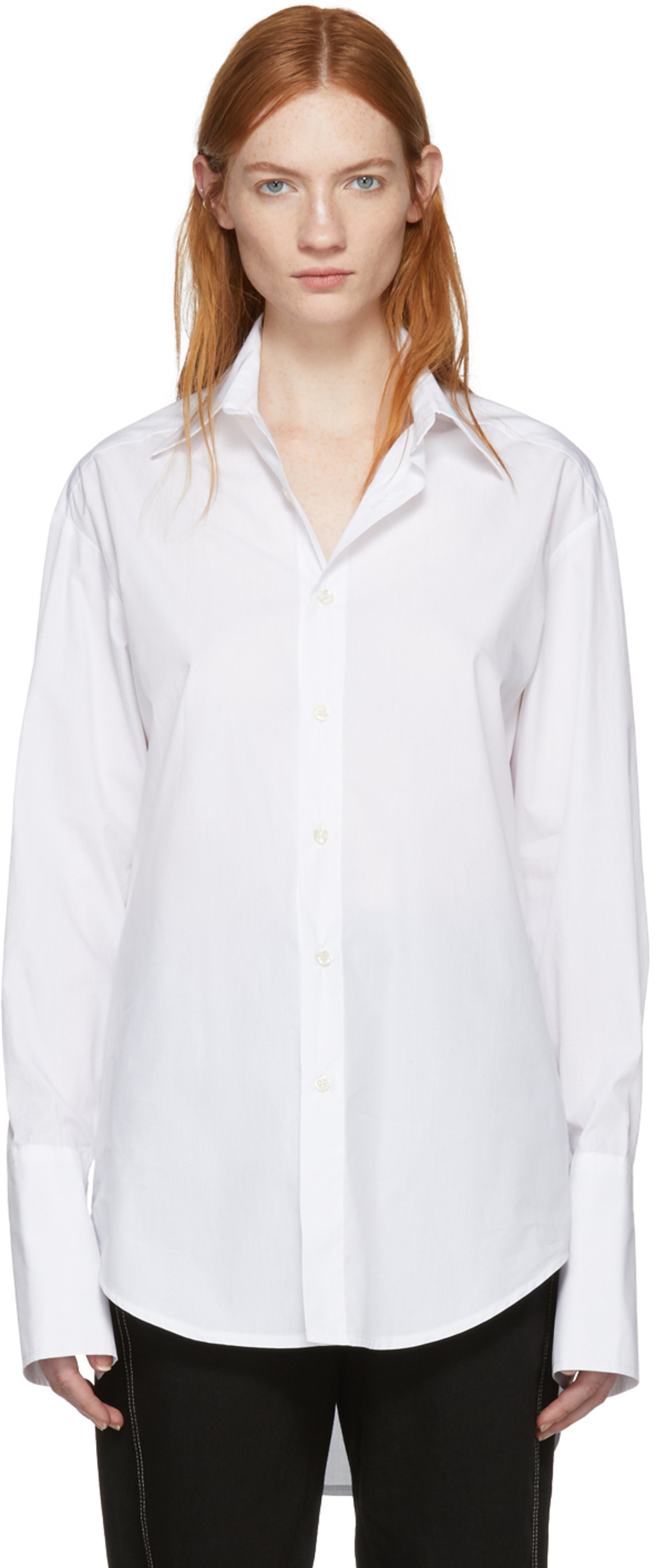Designer shirts for Women | SSENSE