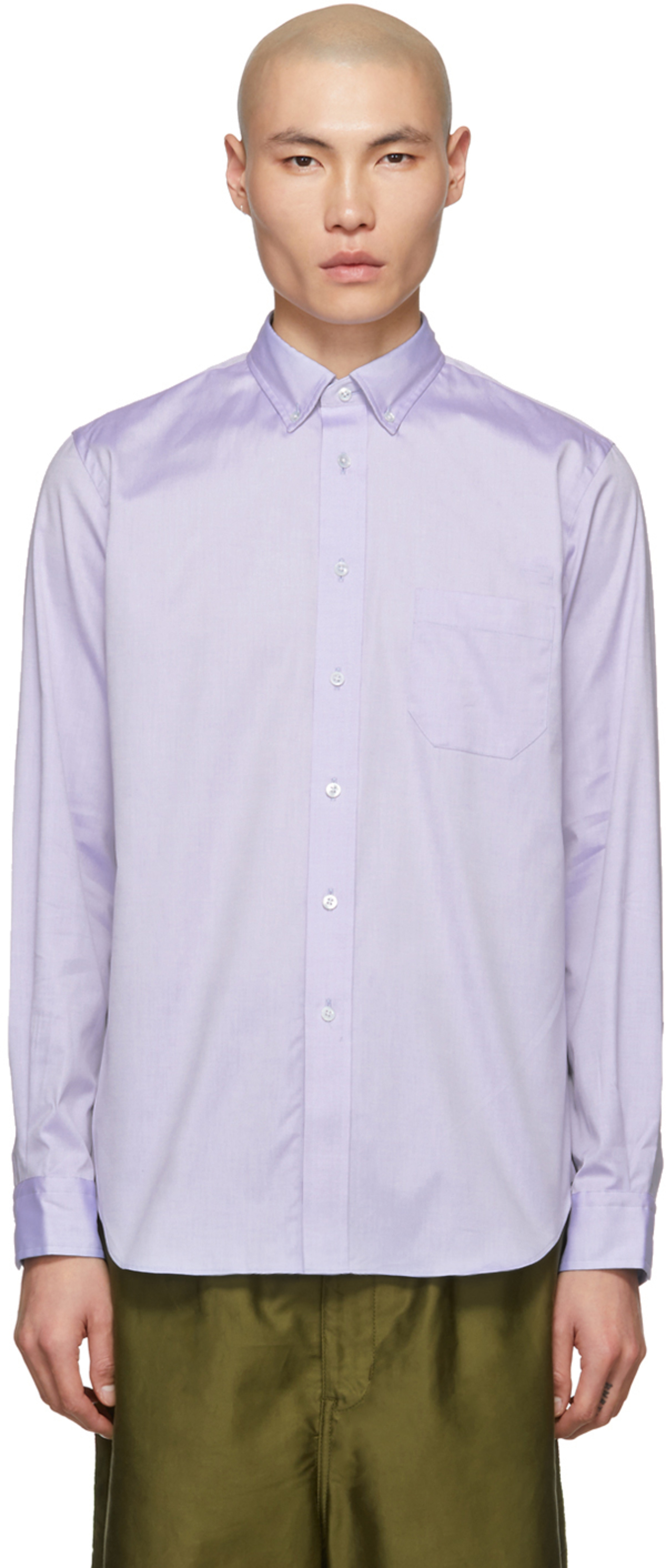 9c54714870ba Designer shirts for Men   SSENSE