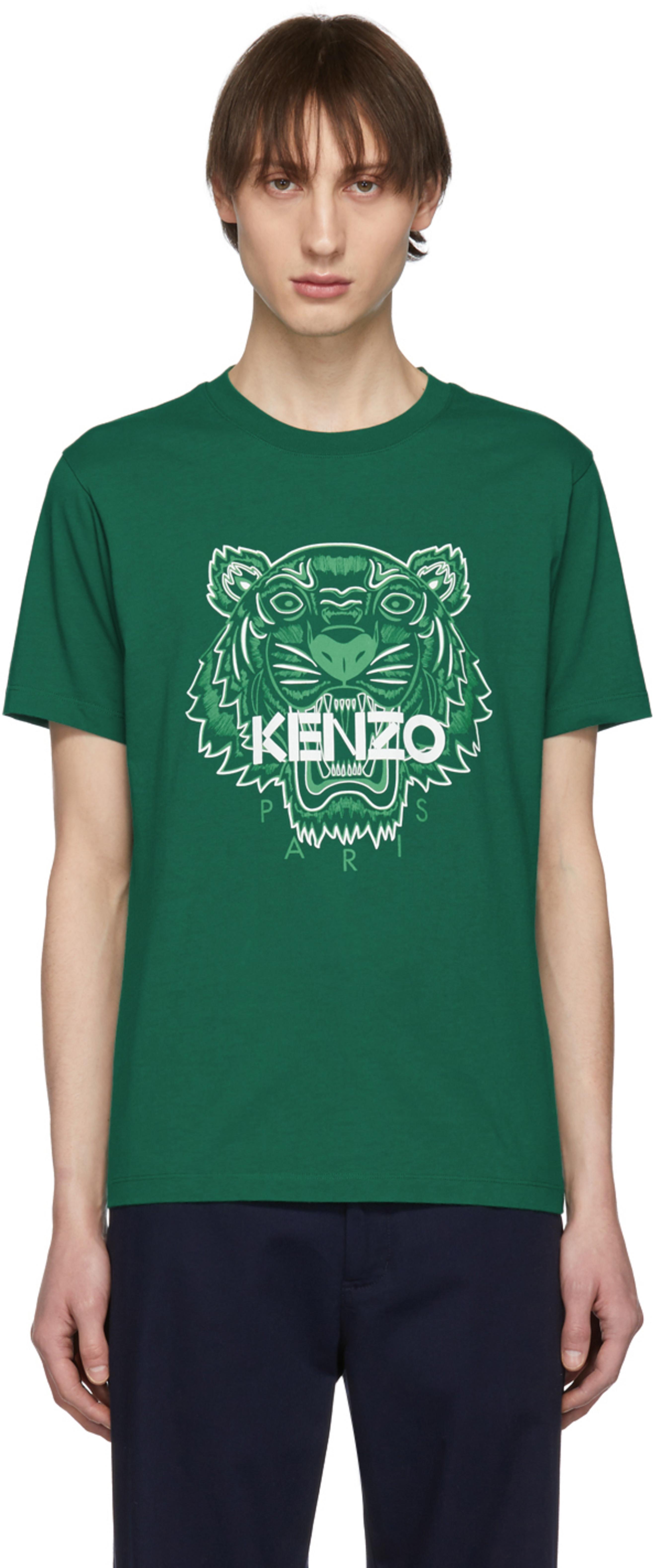 Kenzo t-shirts for Men   SSENSE 7d8eeb09140