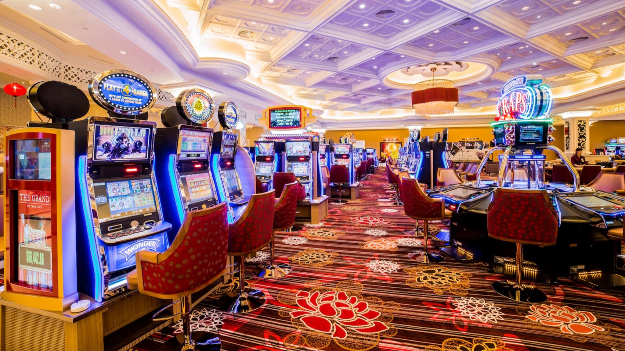 O agenţie de jocuri de noroc la 600 de români