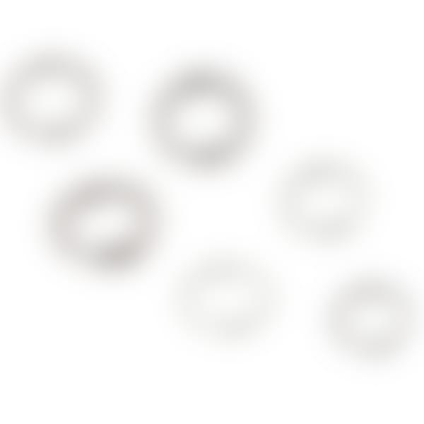 16 Gauge Seamless Ring