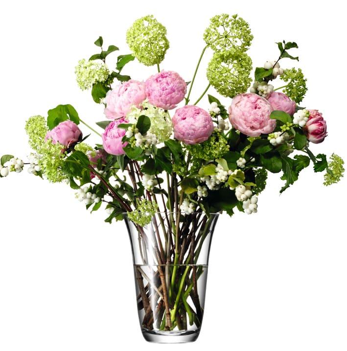 LSA International Flower Open Bouquet Glass Vase