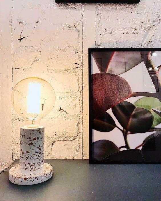 Terrazzo Table Lamp