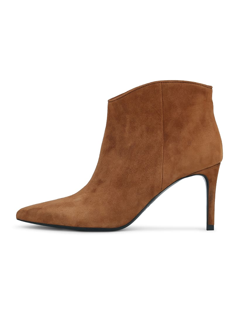 Custommade Aeja Suede Ankle Boot