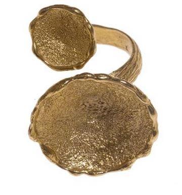 Pendulum Fern Ring