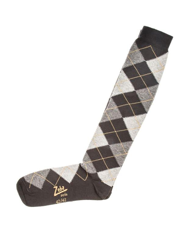 Zeha Berlin Diamont Cotton Wool Knee Socks